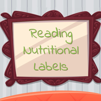 The Reading Nutritional Labels Online Training Course