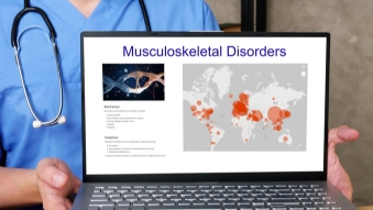 Musculoskeletal Disorders (MSDs) in the Workplace Online Training Course